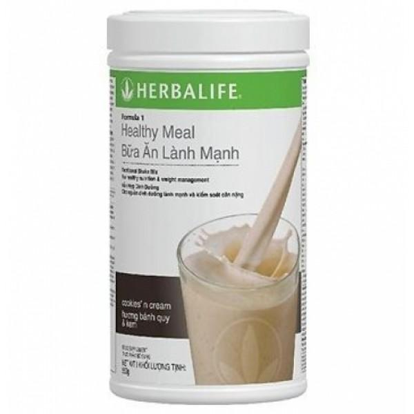 Herbalife F1 – Hỗn hợp dinh dưỡng công thức 1