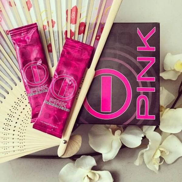 iPink bHIP Từ Mỹ - Thảo mộc hỗ trợ giúp nâng, nở ngực tự nhiên