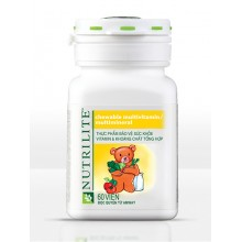 TPBVSK vitamin&khoáng chất tổng hợp Nutrilite (60v/lọ)