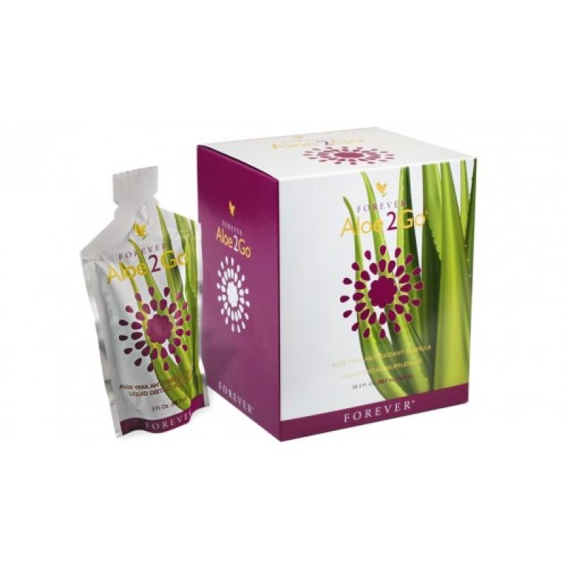 Nước uống dinh dưỡng Forever Aloe2Go Lô Hội