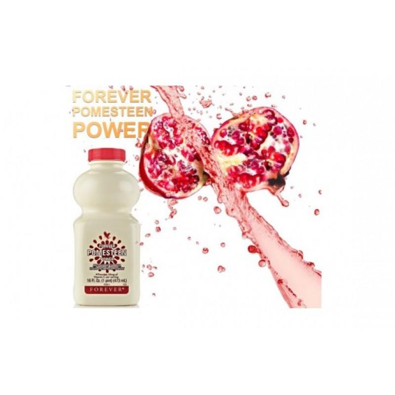 Nước uống dinh dưỡng Forever Pomesteen Power Lô Hội