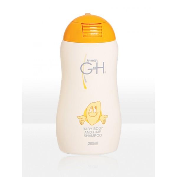 Dầu gội – sữa tắm em bé G&H (200ml)
