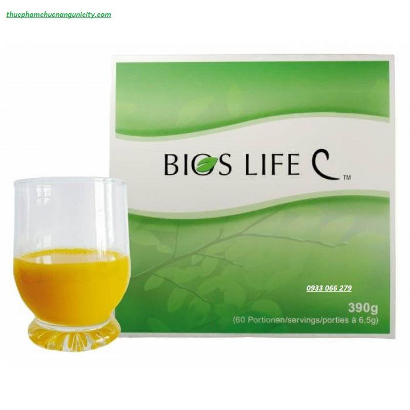 Bios life C unicity duy trì cân nặng tự nhiên
